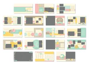 Wonderful You Board Book Template, My Digital Studio, 130103