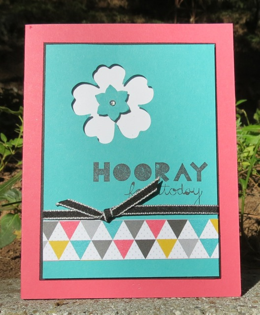 Hooray card