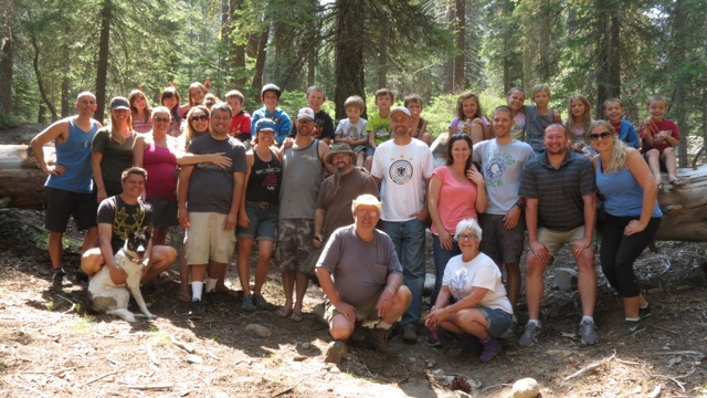 2014 Klipple 'family' campers