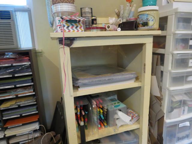 DSP storage cabinet