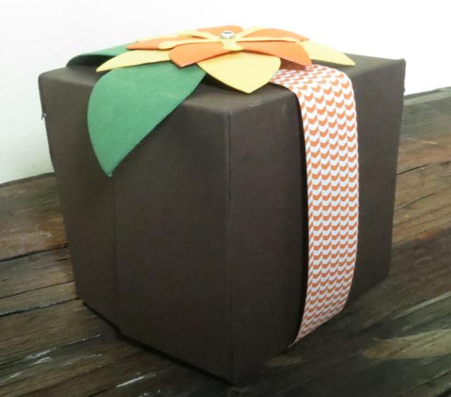 Across America project box