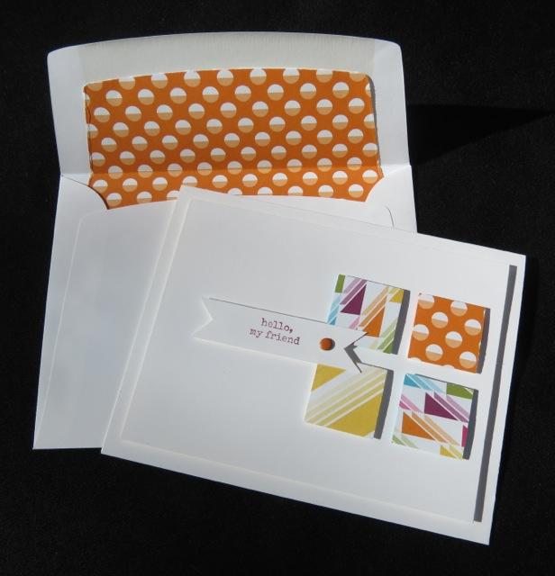 Sweet Taffy Designer Series Paper