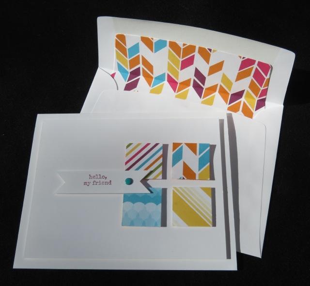 Sweet Taffy Designer Series Paper, 133693, $10.95