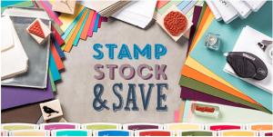 Stamp, Stock & Save Oct 1-6, 2014