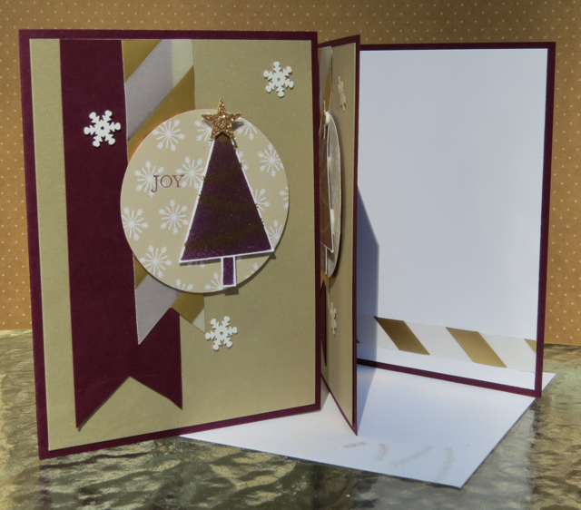 Festival of Trees, 135059, $15.95, Photopolymer