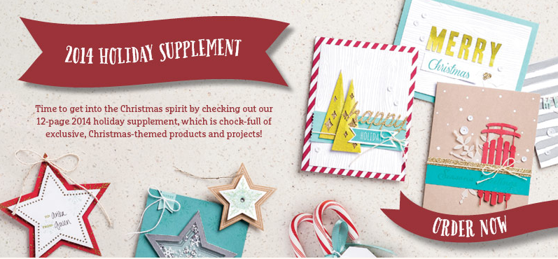 2014 Holiday Supplement