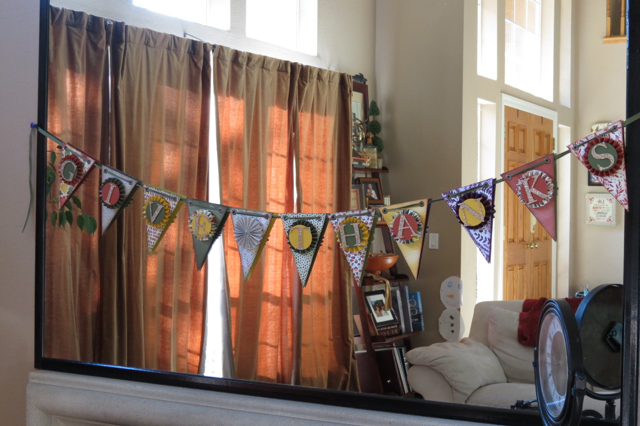 Blythe's banner