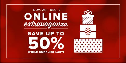 UP to 50% Nov 24 - Dec 2