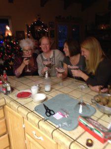 Help! Blythe, Christy, Andrea and Jen