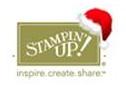 SU! logo with a Santa hat
