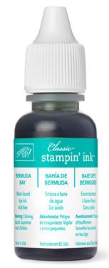 Bermuda Bay Classic Stampin' Ink Refill