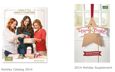 2014 Holiday Catalogs