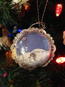 Swap ornament from Cindy McCool