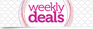 WEEKLY DEALS - May 26-JUNE 1, 2015