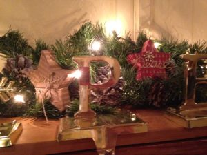 Many Merry Stars set out as decorations: PEACE