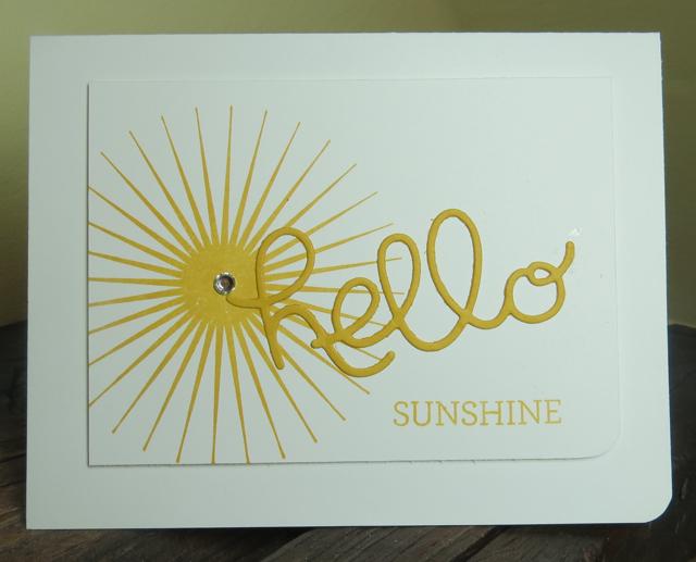 Hello card!