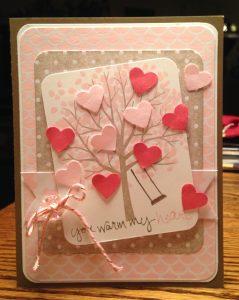 sheltering tree hearts
