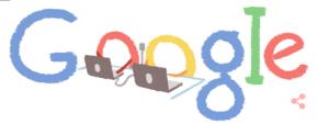 Google Doodle 2-14-15 ... thinking
