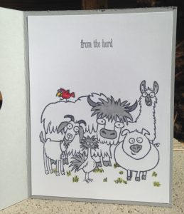 From the Herd, 137162, Photopolymer, from Stampin' up!