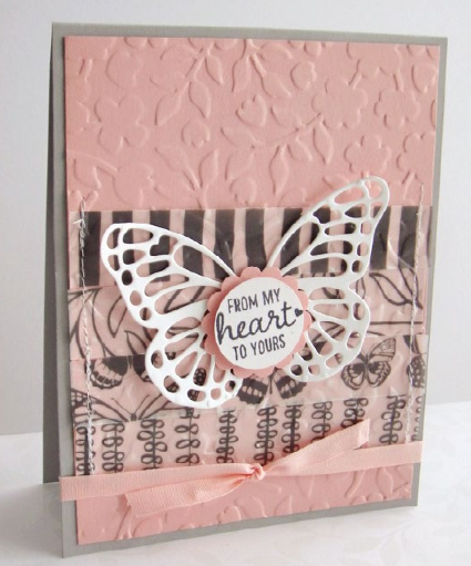 Sheer Perfection Designer Vellum Pack (Sale-a-Bration 2015)