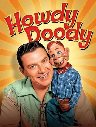 Buffalo Bob & Howdy Doody
