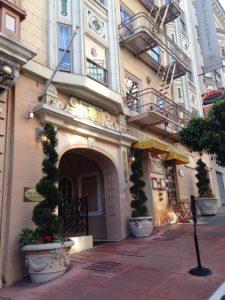 Nob Hill Hotel - San Francisco
