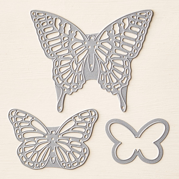 Butterfly Thinlits, 137360, $21.20 through April 30, 2015