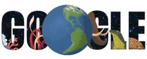 Google's Doodle, 4-22-15
