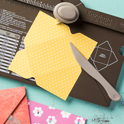 Stampin' Up!'s Envelope Punch Board, 133774, $19.95