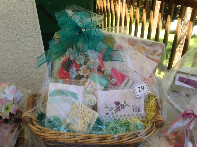 Fashion Show Donation Gift Basket