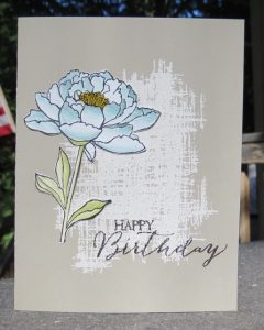 You've Got This card, embossed