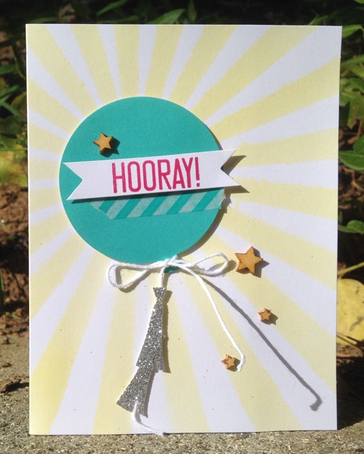 Hooray, It's your Day Simply Created Kit