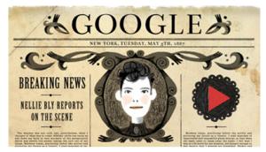 Nellie Bly, journalist/investigative reporter