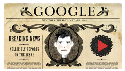 Nellie Bly, journalist/investigative reporter