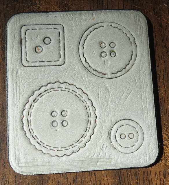 Buttons #5 Sizzlits; originally$4.95