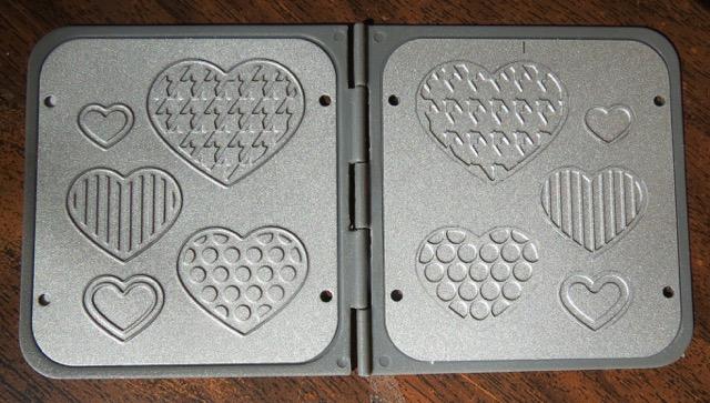Fashionable Hearts Embosslits, originally $11.95