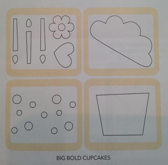 SIZZLITS 4-PACK: Big Bold Cupcakes; originally $21.95