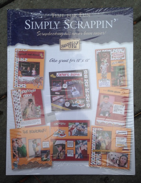 imply Scrappin': Time for Fun