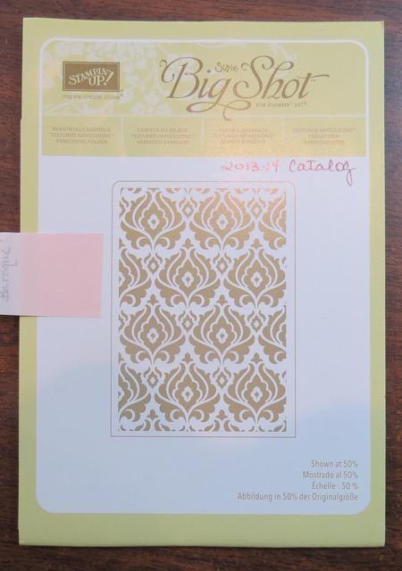 BEAUTIFULLY BAROQUE TIEF, 2013-14 Annual Catalog