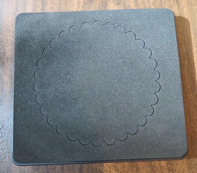 Scallop Circle Bigz Die, originally $19.95