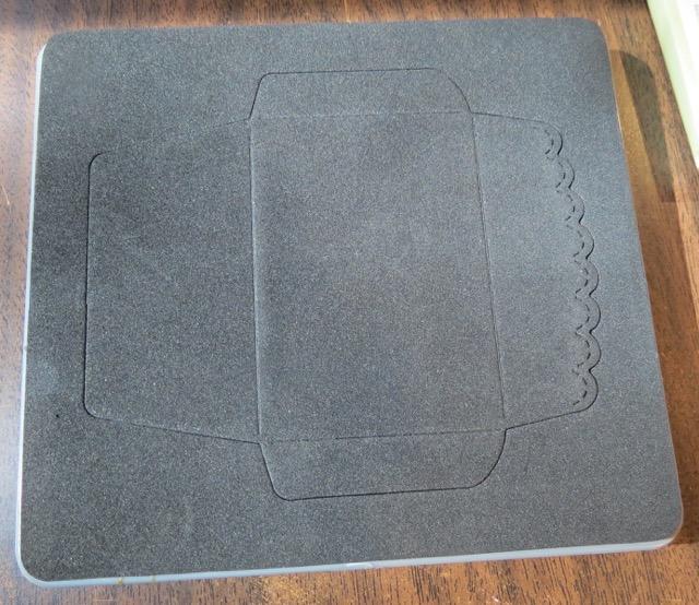 Scallop Envelope Bigz Die, originally $21.95