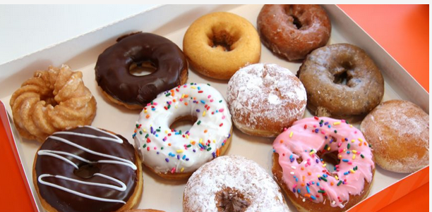 IT'S NATIONAL DONUT DAY