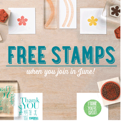FREE STAMPS through June 30, 2015
