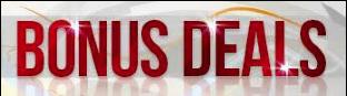 Bonus Weekly Deals, June 30 - July 6, 2015