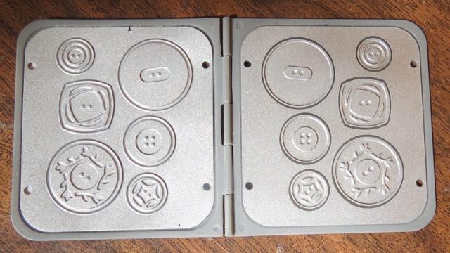 Sweet Buttons Embosslits, originally $11.95