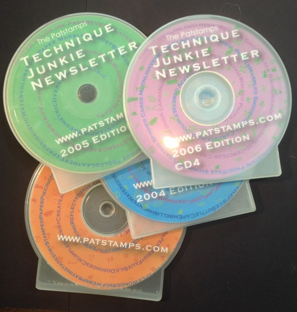 Technique Junkie Newsletter CDs