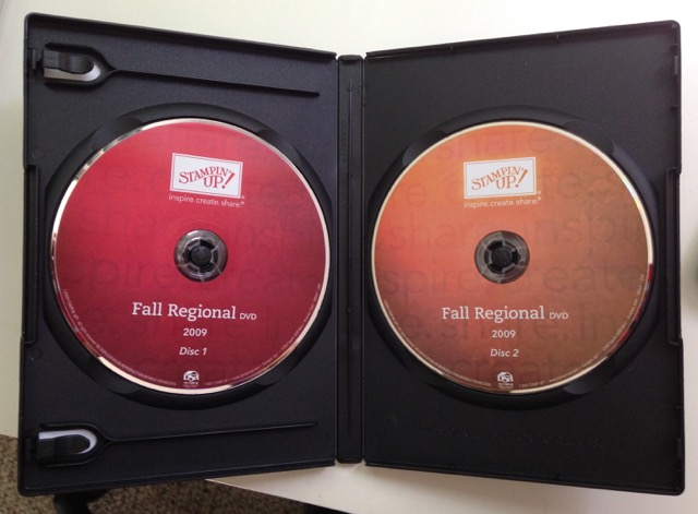 Fall Regional DVD 2009