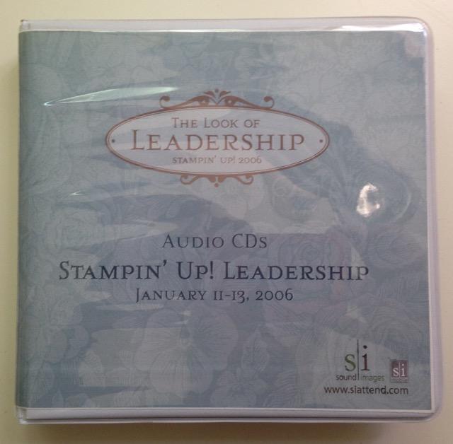 Leadership Audio CDs, January 2006