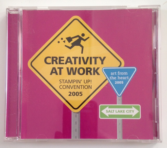 Convention 2005 CD: Creativity at Work