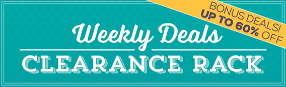 JULY 7 - 13, 2015 WEEKLY DEALS